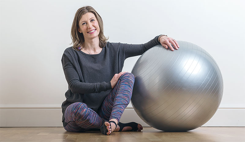 Contact Jayne Shillabeer at Full Motion Pilates